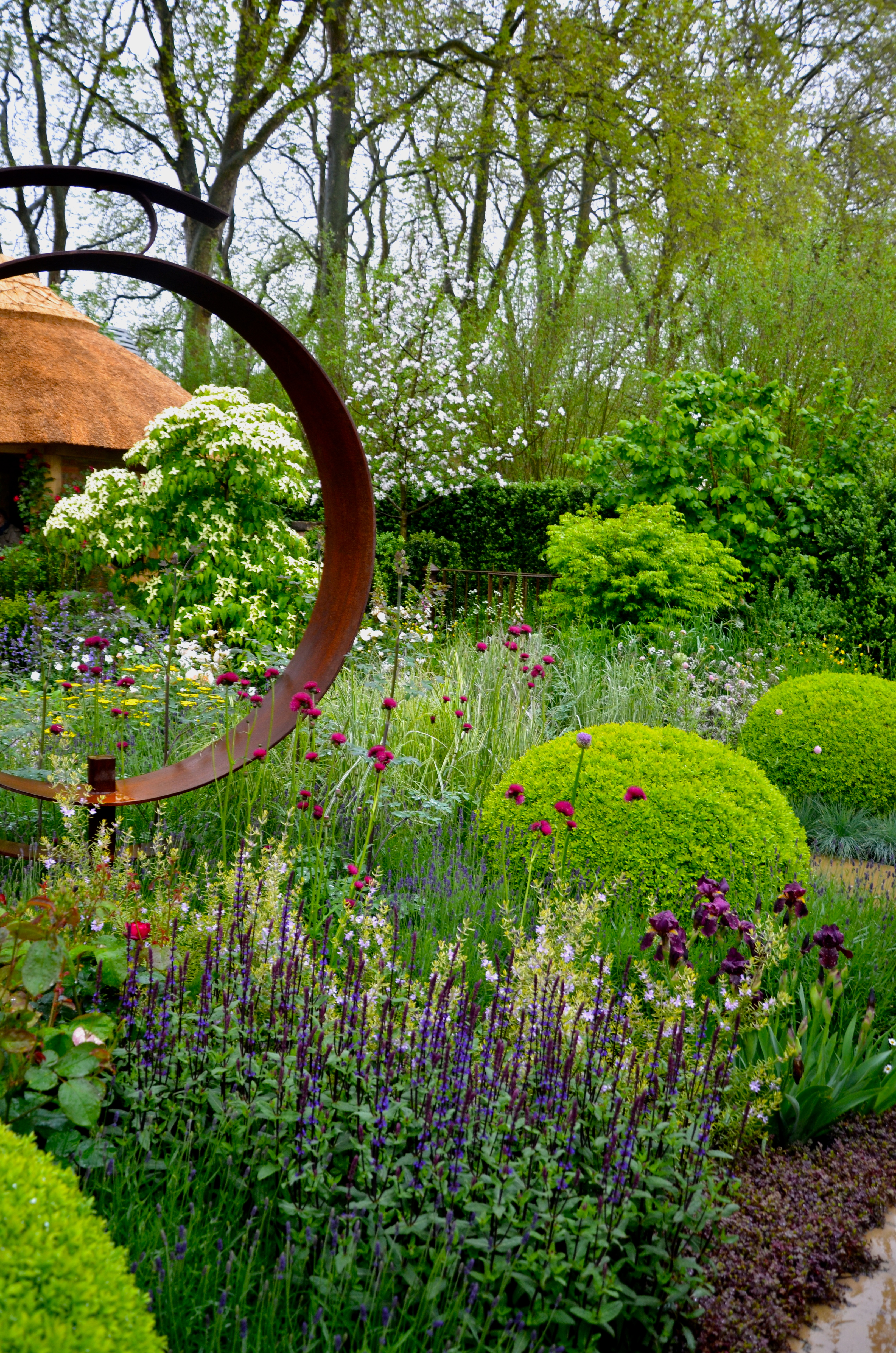 RHS Chelsea Flower Show 2013 Before You Garden