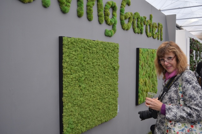 So excited for the Chelsea Flower Show this week